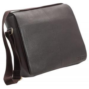 Δερμάτινη τσάντα ώμου Zippo